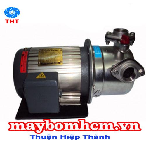 Máy bơm nước đẩy cao tầng vỏ nhôm, đầu inox NTP LJP225-1.37 26 1/2HP