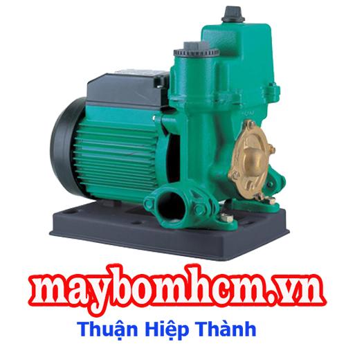 Máy bơm nước mini 220V đẩy cao hút chân không Wilo PW-1500E 1.5KW